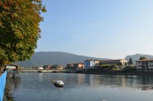 Lago d'Iseo (Lungo lago Sarnico)