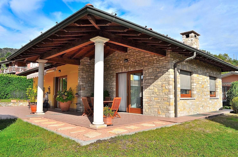 Bergomi immobiliare villa singola tutta su un piano for Case a un piano progetti