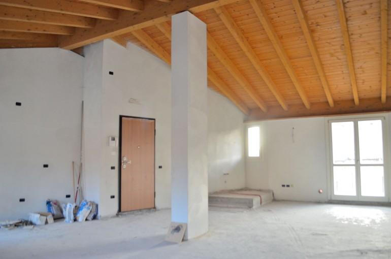 Credaro novo appartamento quadrilocale
