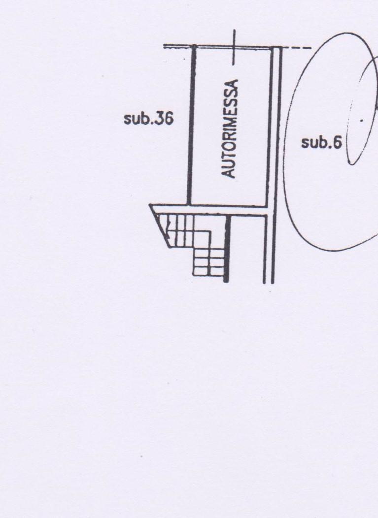 Planimetria autorimessa 1